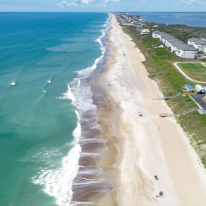 Salter Path & Indian Beach, NC Area Information